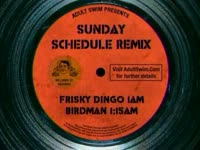 Sunday Schedule Remix