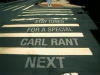 Special Carl Rant Next