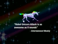 Robot Unicorn Attack v2