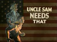Uncle Sam Needs Census