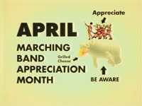 Marching Band Appreciation