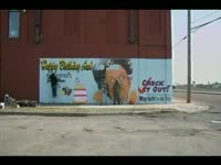 Check It Out Mural