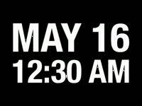 May 16 Premieres