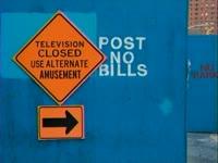 Television Closed