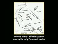 Paramount Locations Map