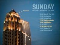 Sunday Lit Building