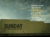 Sunday Schedule Vuvuzelas
