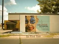 Austin Childrens Hospital Mural