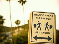 Traffic Use Jet Packs