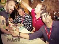 Dana SD Signing Pic