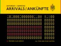German Flight Schedule