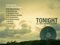 Tonight Schedule Antenna