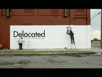 Delocated BW Mural