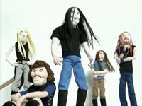 Metalocalypse Rag Dolls