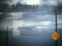 Saturday Schedule No Outlet