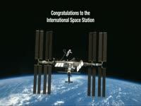 ISS 10th Anniversary