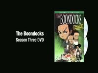 Boondocks S3 DVD