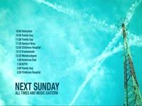 Sunday Schedule Cloud Triangle