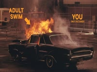 AS and You: Burning Car