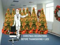 F Fake Christmas
