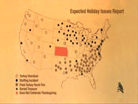 Holiday Issues Report