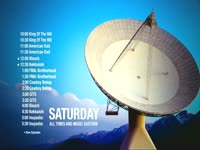 Saturday Schedule Big Sat Dish