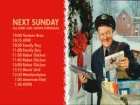 Sunday Schedule XMas Postman