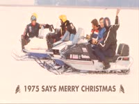 1975 Says Merry Christmas