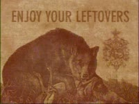 Enjoy Your Leftovers - Bear