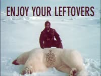 Enjoy Your Leftovers - Hunter