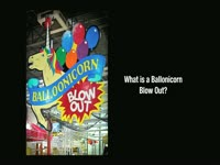 Balloonicorn Blow Out