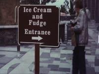 Morphing: Ice Cream Entrance