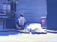 Morphing: Sidewalk Yoga