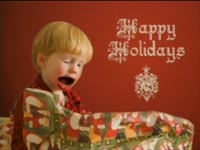 Holidays - Present Kid