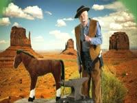 Cowboy: Shoe Your Horse
