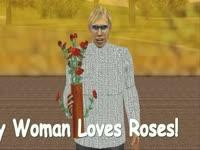 Retro CG: Roses