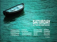 Saturday Schedule Dinghy