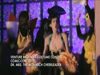 VB Cosplay: Cheerleader