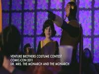 VB Cosplay: The Monarchs