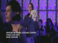 VB Cosplay: Hank Venture