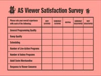 Viewer Satisfaction Survey