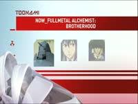 Toonami Now FMA Brotherhood 01