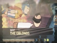 Toonami Oblongs Next