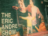 Eric Andre Show Mural