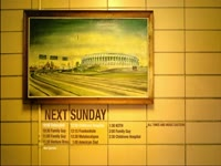 Sunday Schedule Arena Painting