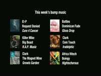 Bump Music June 10 2012