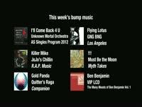 Bump Music June 24 2012