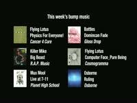 Bump Music July 8 2012