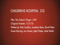 Children's Hospital Ep. 212