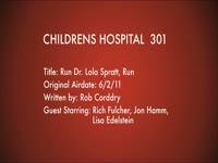 Children's Hospital Ep. 301